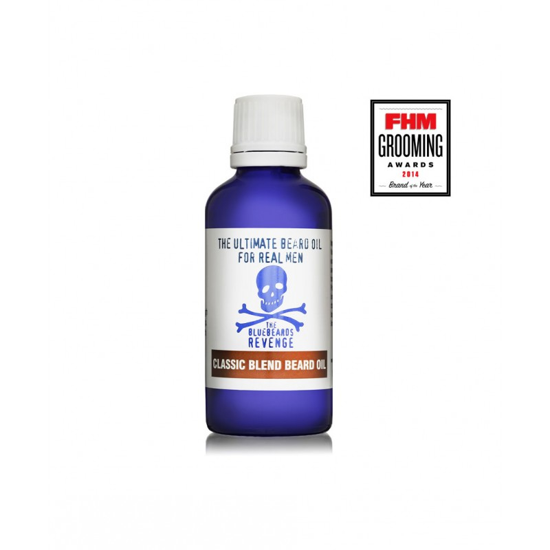 The Bluebeards Revenge Classic Blend Beard Oil - Масло для бороды Classic Blend | Max Moore