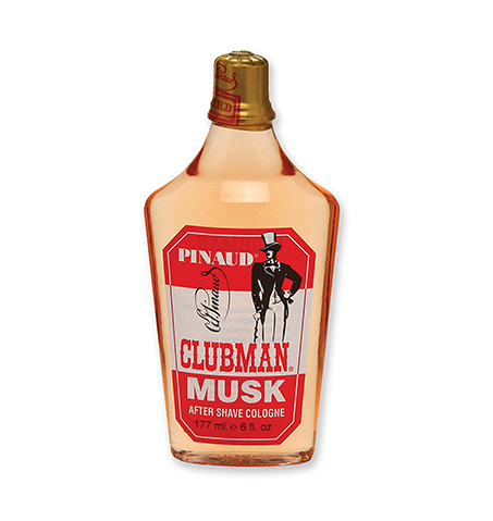 Одеколон Clubman Musk After Shave, 177 мл | Max Moore