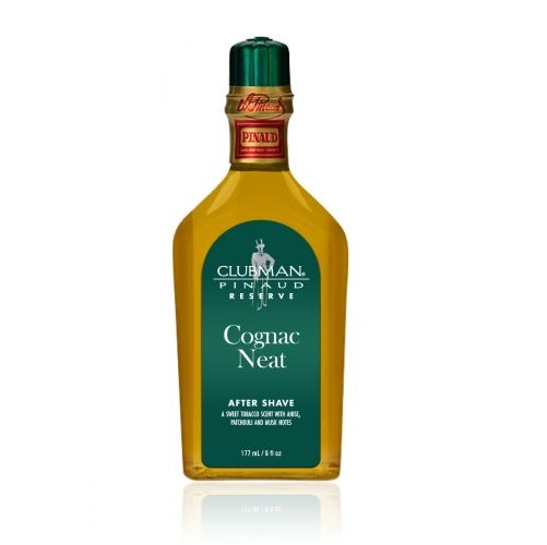 Clubman Reserve Cognac Neat After Shave Lotion Лосьон после бритья, 177 мл | Max Moore