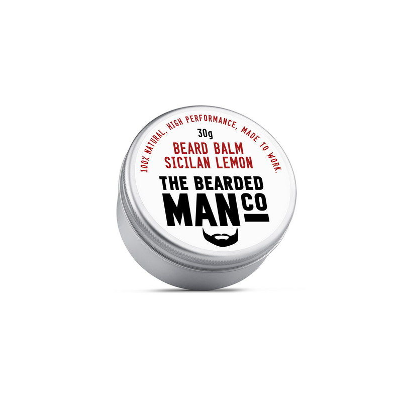 Бальзам для бороды The Bearded Man Company, Sicilian Lemon (Сицилийский лимон), 30 гр | Max Moore