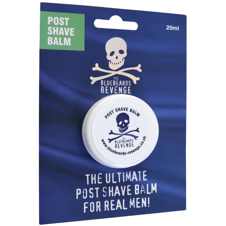 The Bluebeards Revenge Post Shave Balm Travel Size Бальзам после бритья 20 мл | Max Moore
