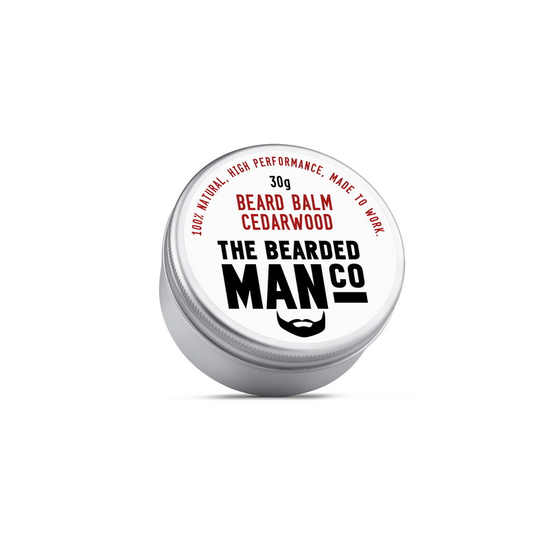 Бальзам для бороды The Bearded Man Company, Cedarwood (Кедр), 30 гр | Max Moore