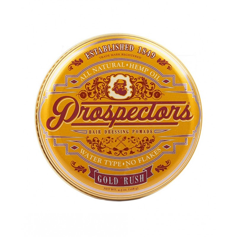 Prospectors Gold Rush Pomade Travel Size Помада для волос средней фиксации | Max Moore