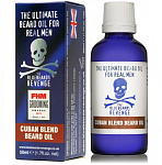 TBR The Bluebeards Revenge Масло для бороды Cuban Blend 50 мл
