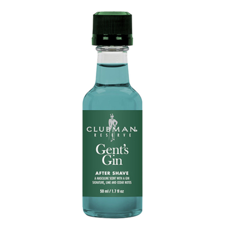 Clubman After Shave Lotions Gent's Gin Лосьон после бритья, 50 мл | Max Moore