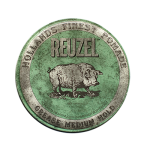 REUZEL GREEN GREASE MEDIUM HOLD PIG/ПОМАДКА ДЛЯ УКЛАДКИ ВОЛОС СРЕДНЕЙ ФИКСАЦИИ 113 гр.