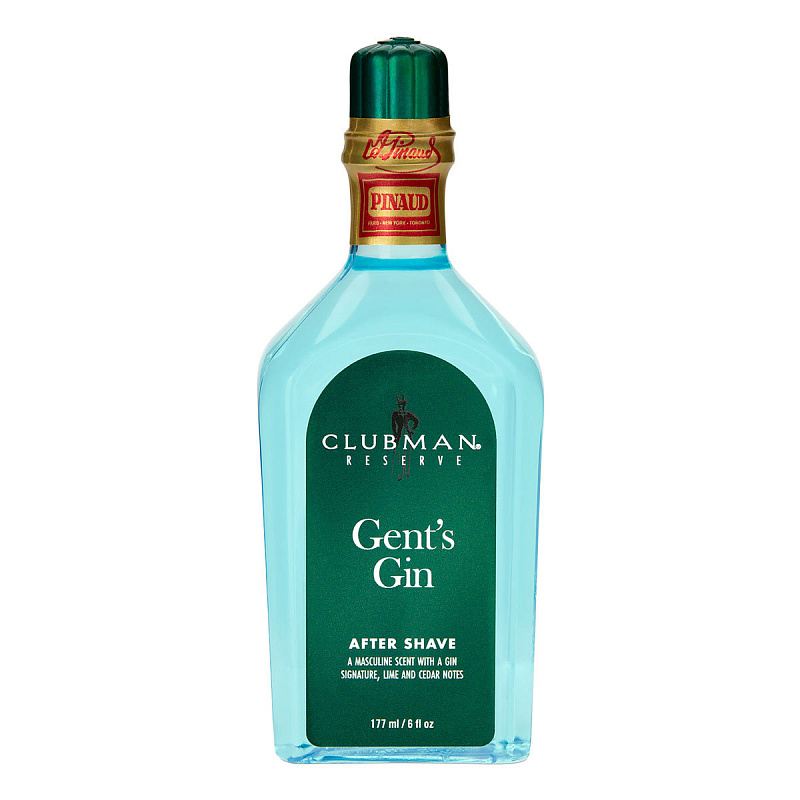 Clubman After Shave Lotions Gent Gin Лосьон после бритья, 177 мл | Max Moore
